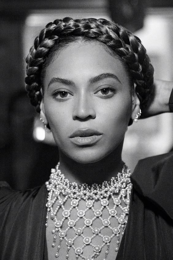 Beyonce Braids