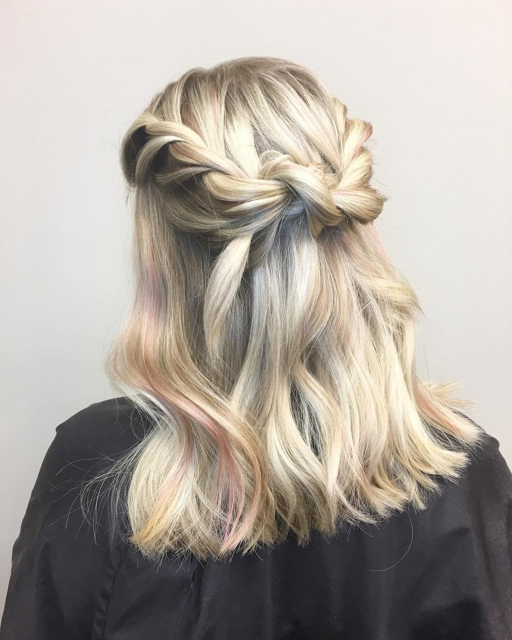 Knot Twist Braid