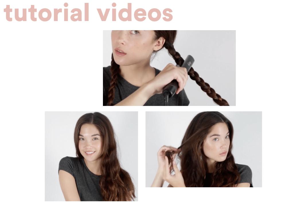 verb tutorial video content