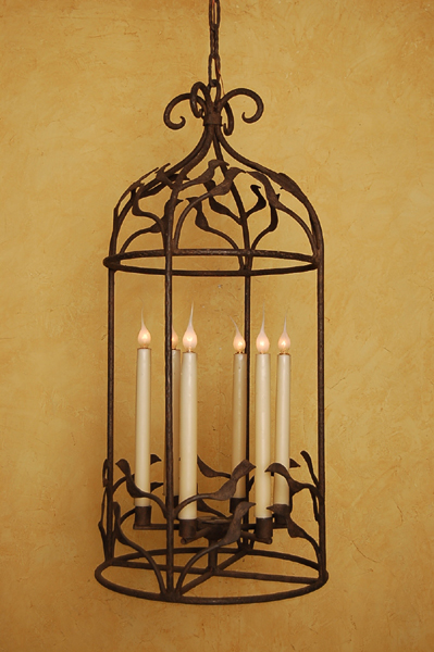 Birdcage chandelier large laura lee designs birdcage chandelier large aloadofball