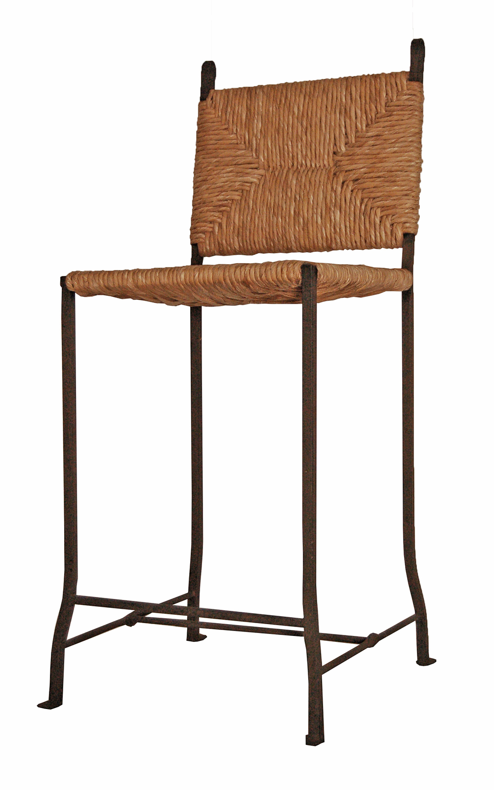 f24 rush bar stool with back