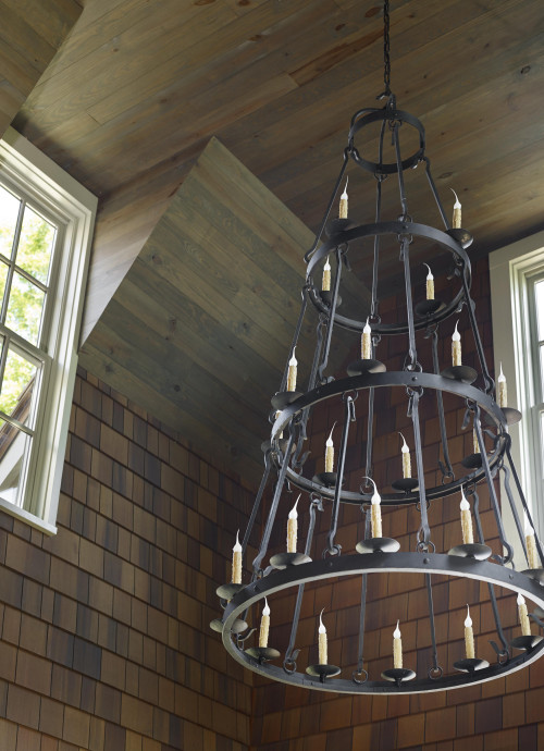 3 Tier Buckingham Chandelier