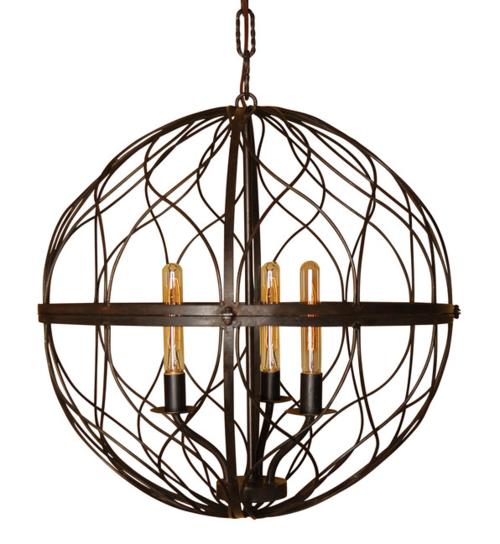 C142 sphere chandelier large laura lee designs c142 sphere chandelier large aloadofball Choice Image