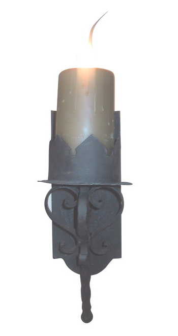 S11A Gothic Electrified Wall Sconce.png  sc 1 st  Laura Lee Designs & Sconces u2014 Laura Lee Designs