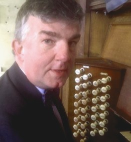 Andrew Cooper,  Andrew Cooper & Co Pipe Organ Builders