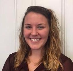 Taylor Bartley, community relations coordinator