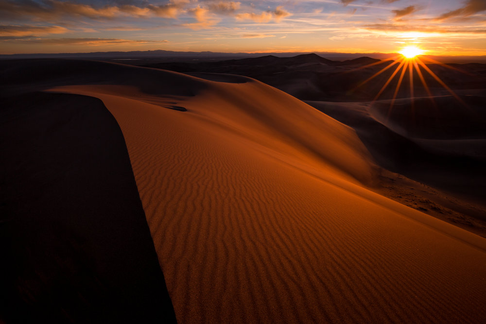Great Sand Dunes photography_National park_Landscape photography