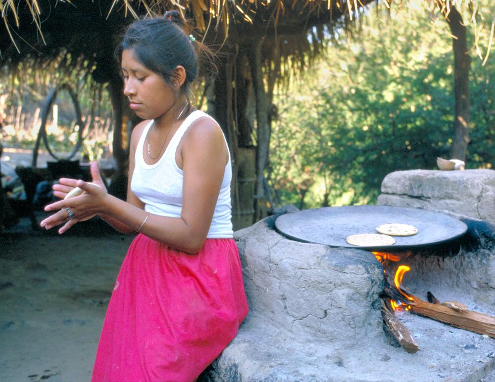 Mayan woman Guatemala