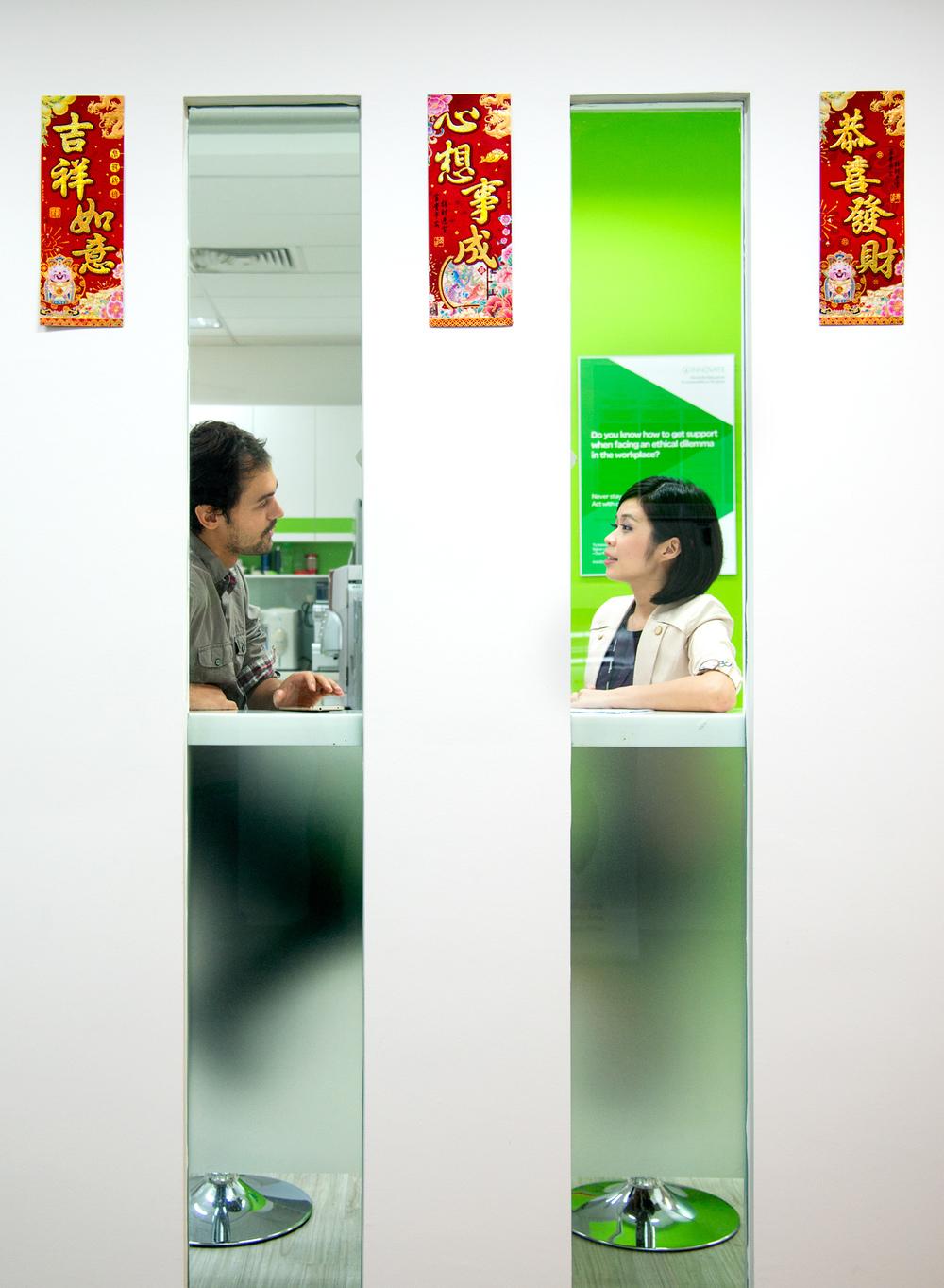 corporate cafeteria Singapore