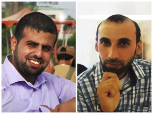 Journalists Mahmoud al-Kumi and Hussam Salama were assasinated by the IDF.