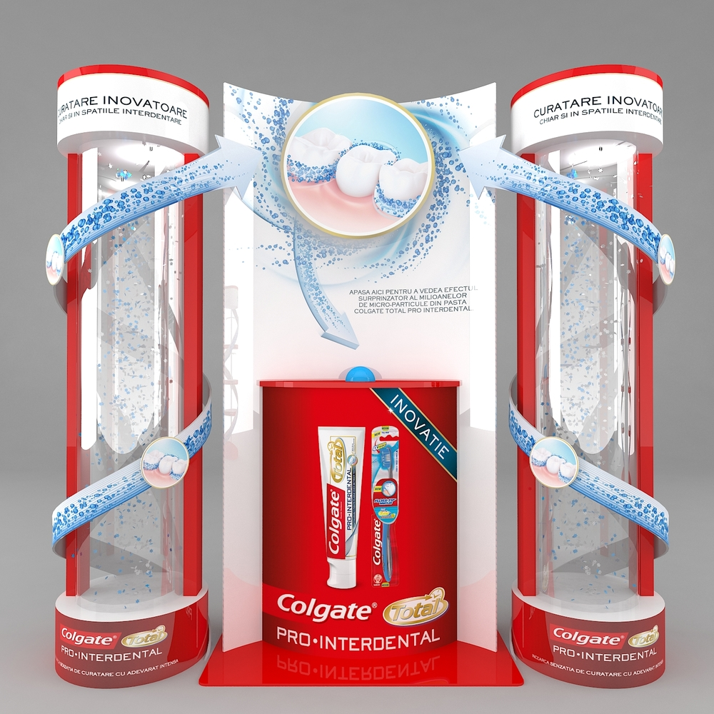 Colgate Interactive Display