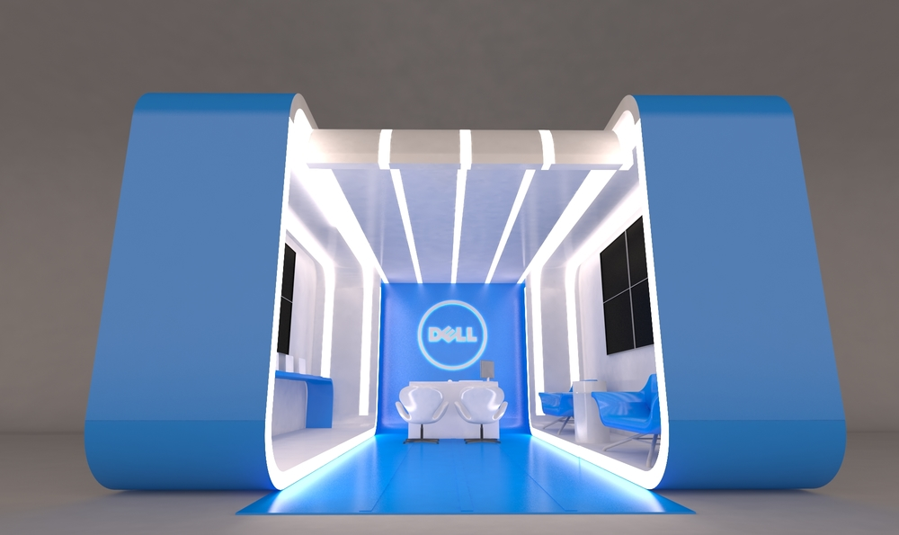 Dell Interactive Stand