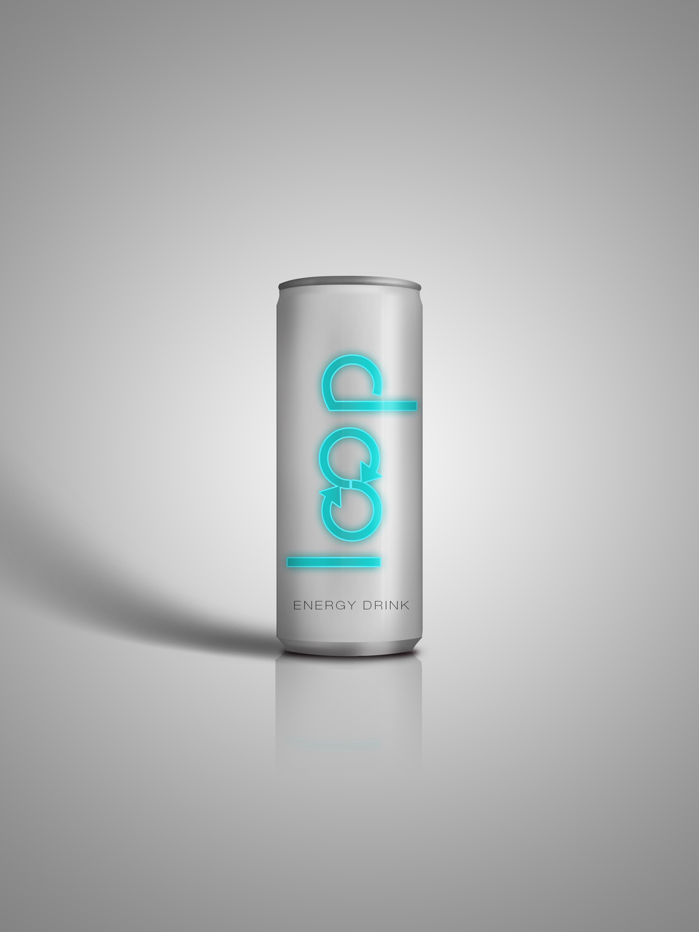 Loop - energy drink concept