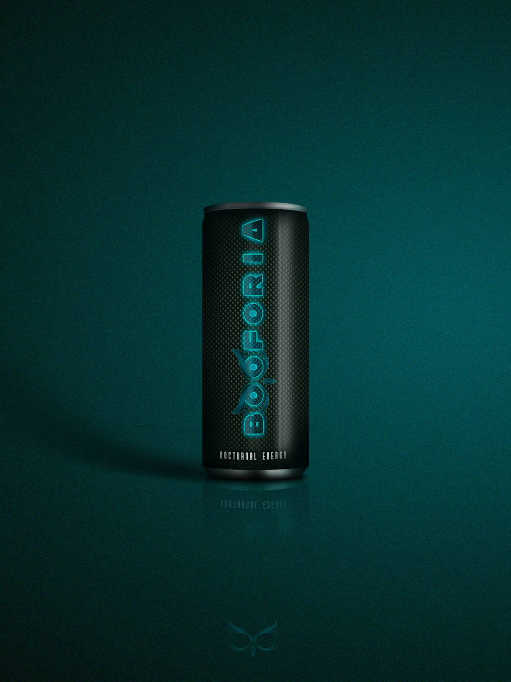 Booforia - energy drink concept
