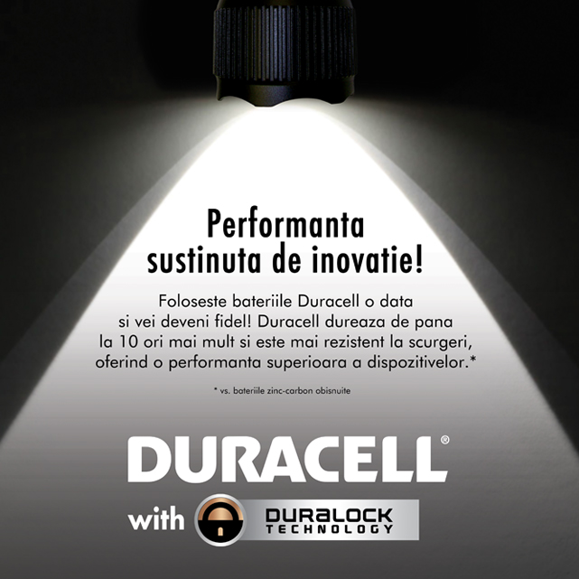 Duracell - Awareness