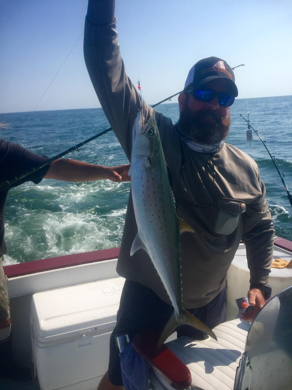 Fishing Hilton Head