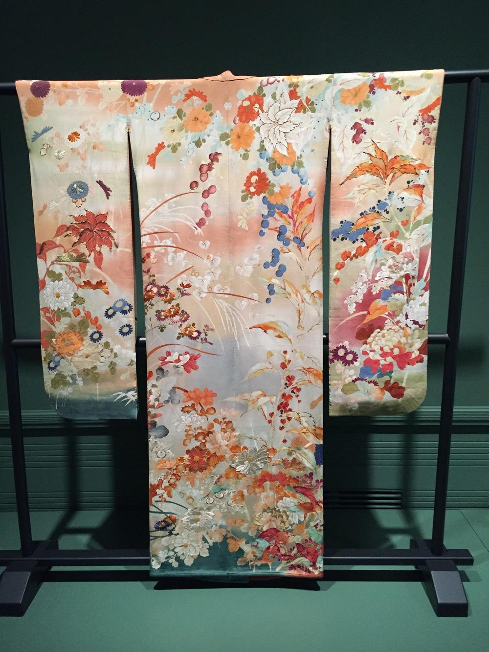 kimono, Taisho period (1912-1926)