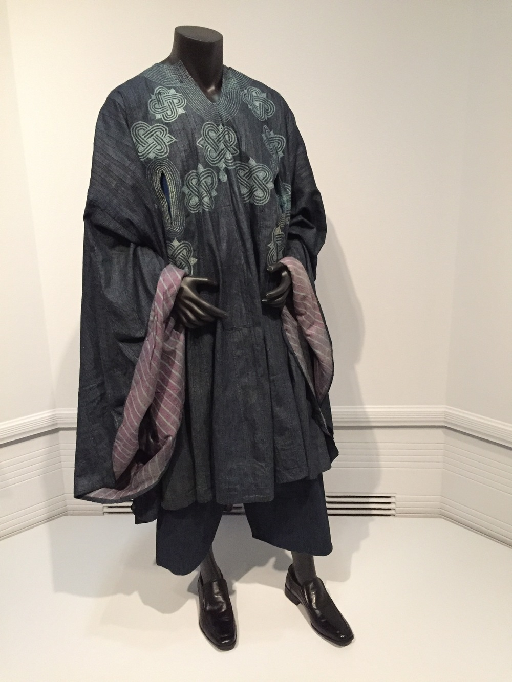 dandogo (man's tunic, Nigeria, Yoruba, Ekiti)
