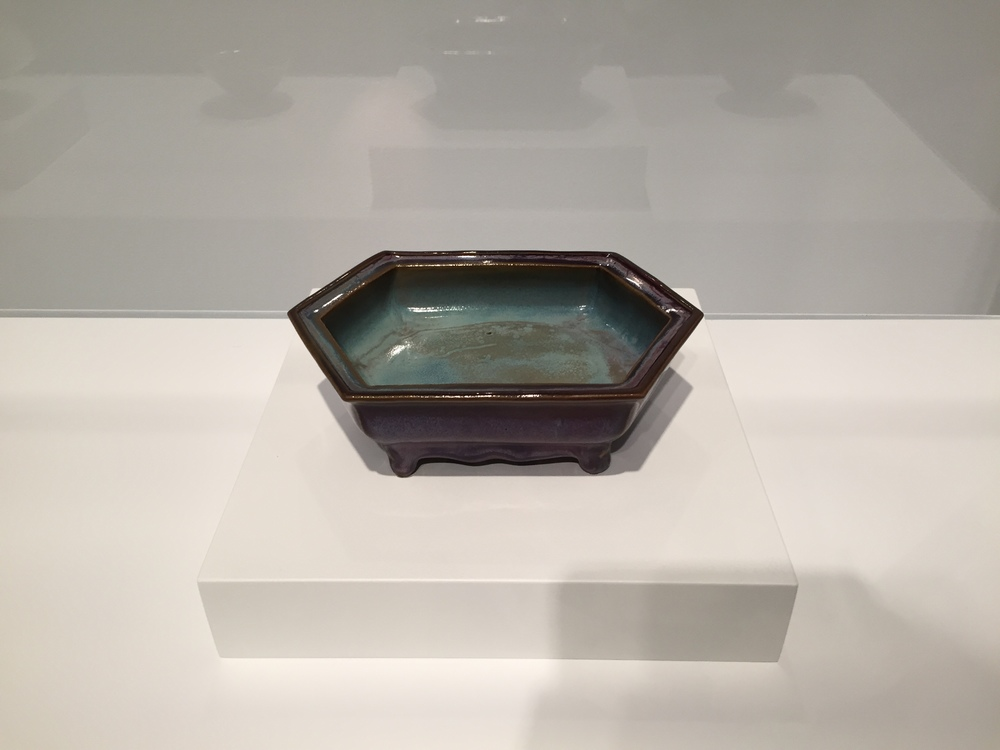 plant pot holder from Yuan dynasty (1279-1368)