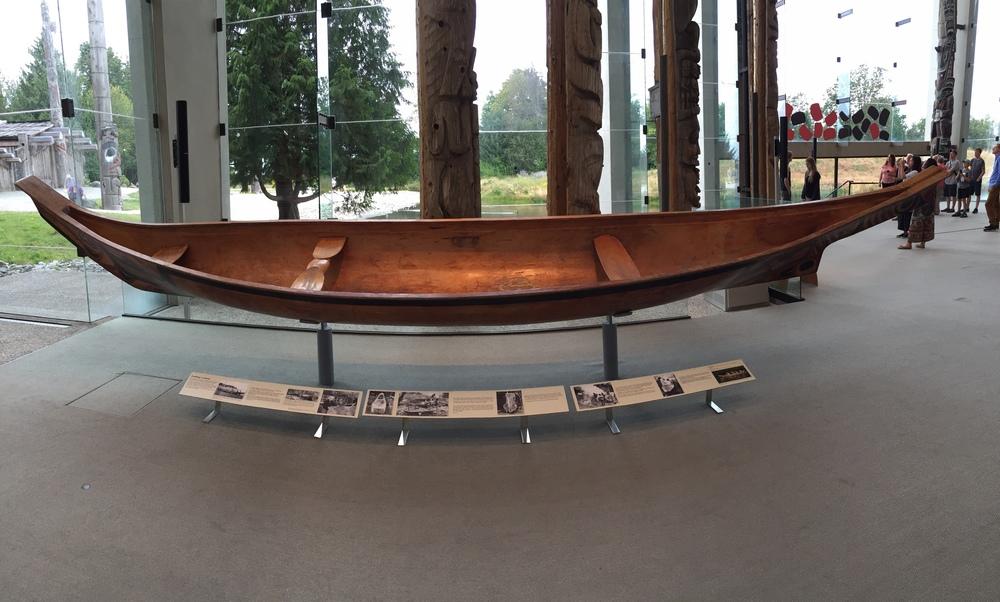 haida canoe