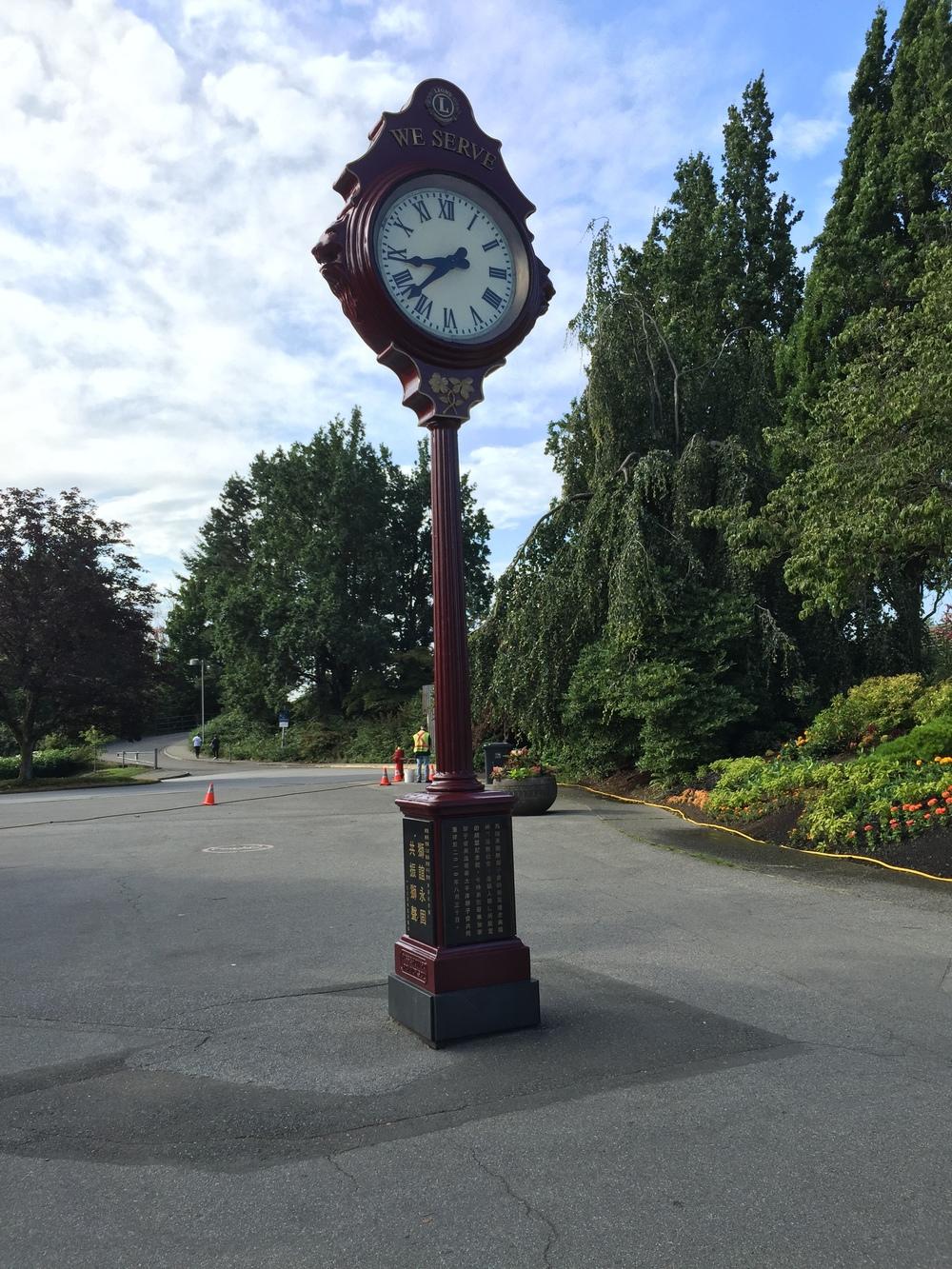 queen elizabeth park.