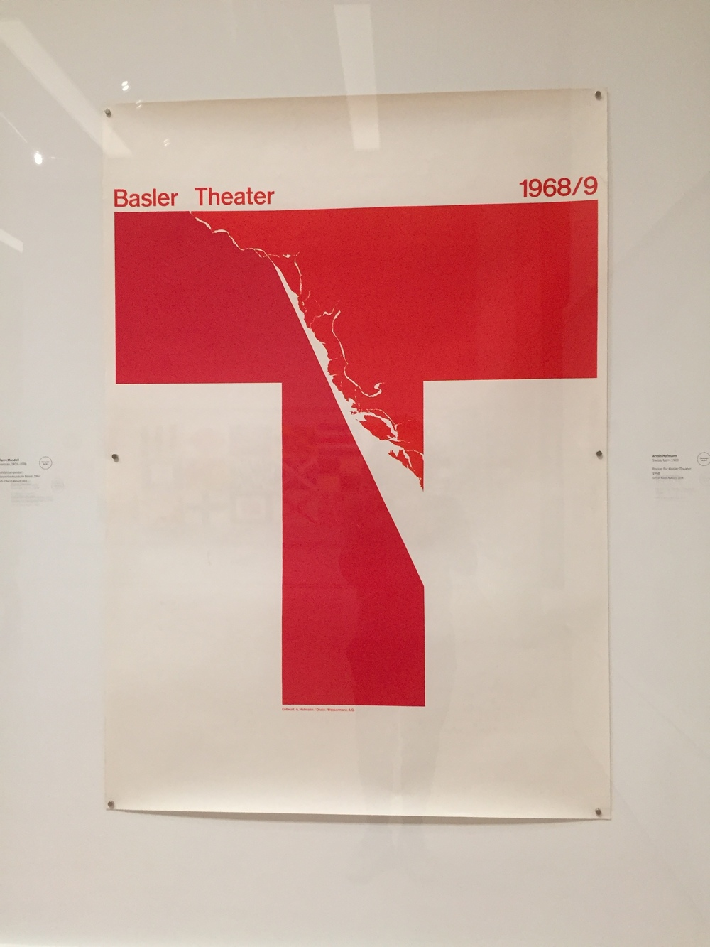 Poster for Basler Theater