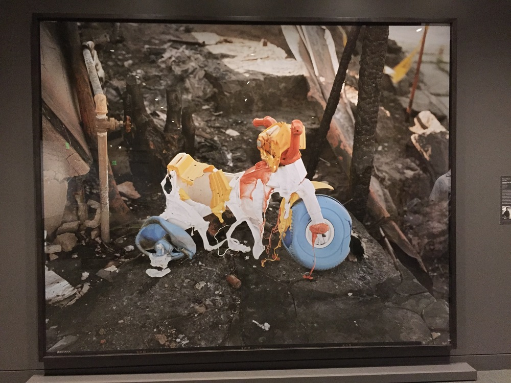 Oakland Fire #107-91 (Melted Tricycle)