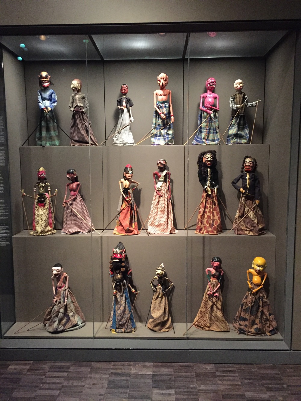 Wayang Golek (Rod Puppets)