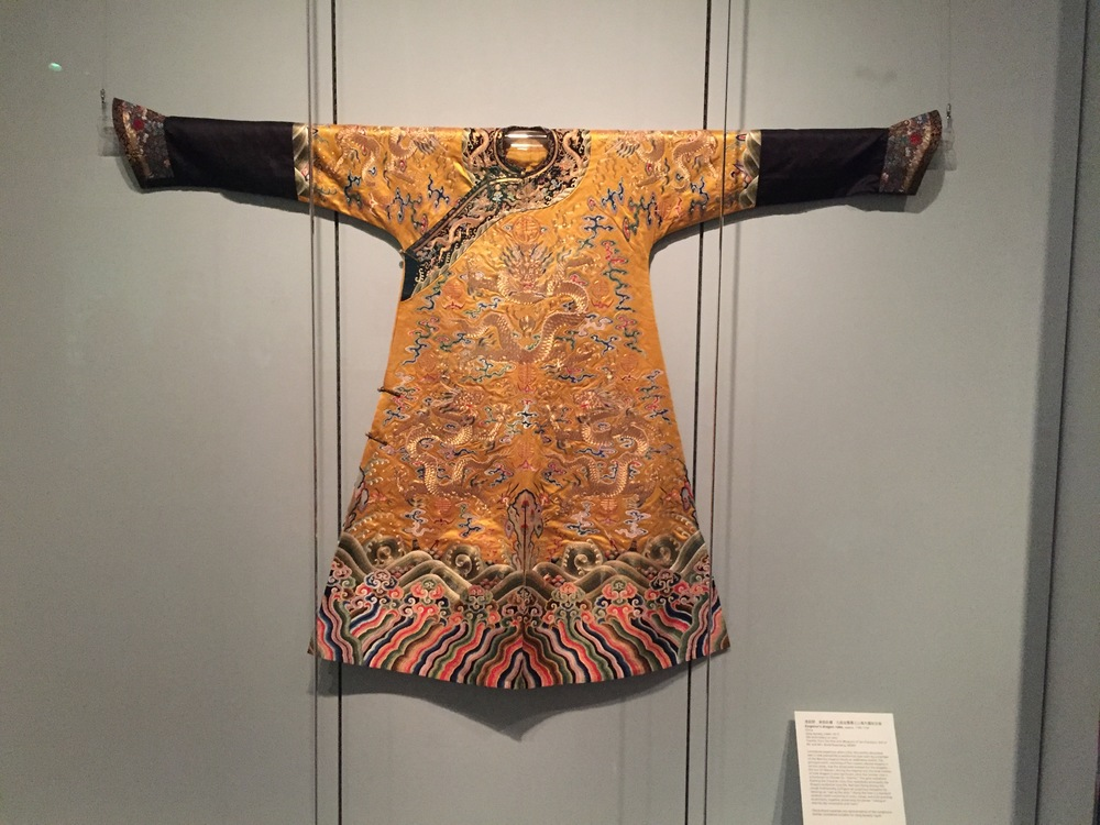 Emperor's dragon robe