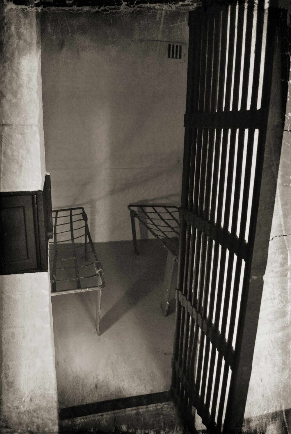 Lower cellblock interior 2015