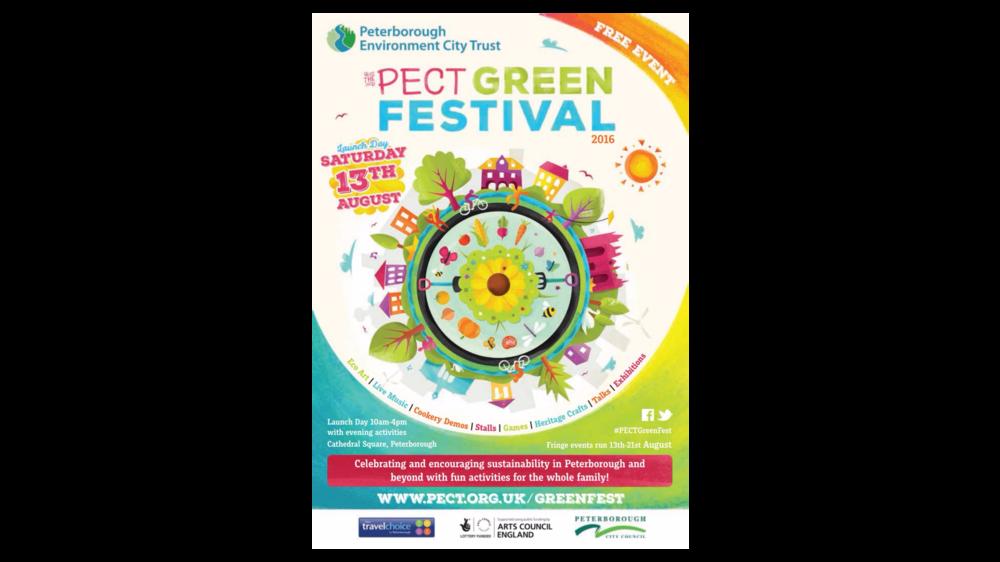Green Festival 2016 poetry