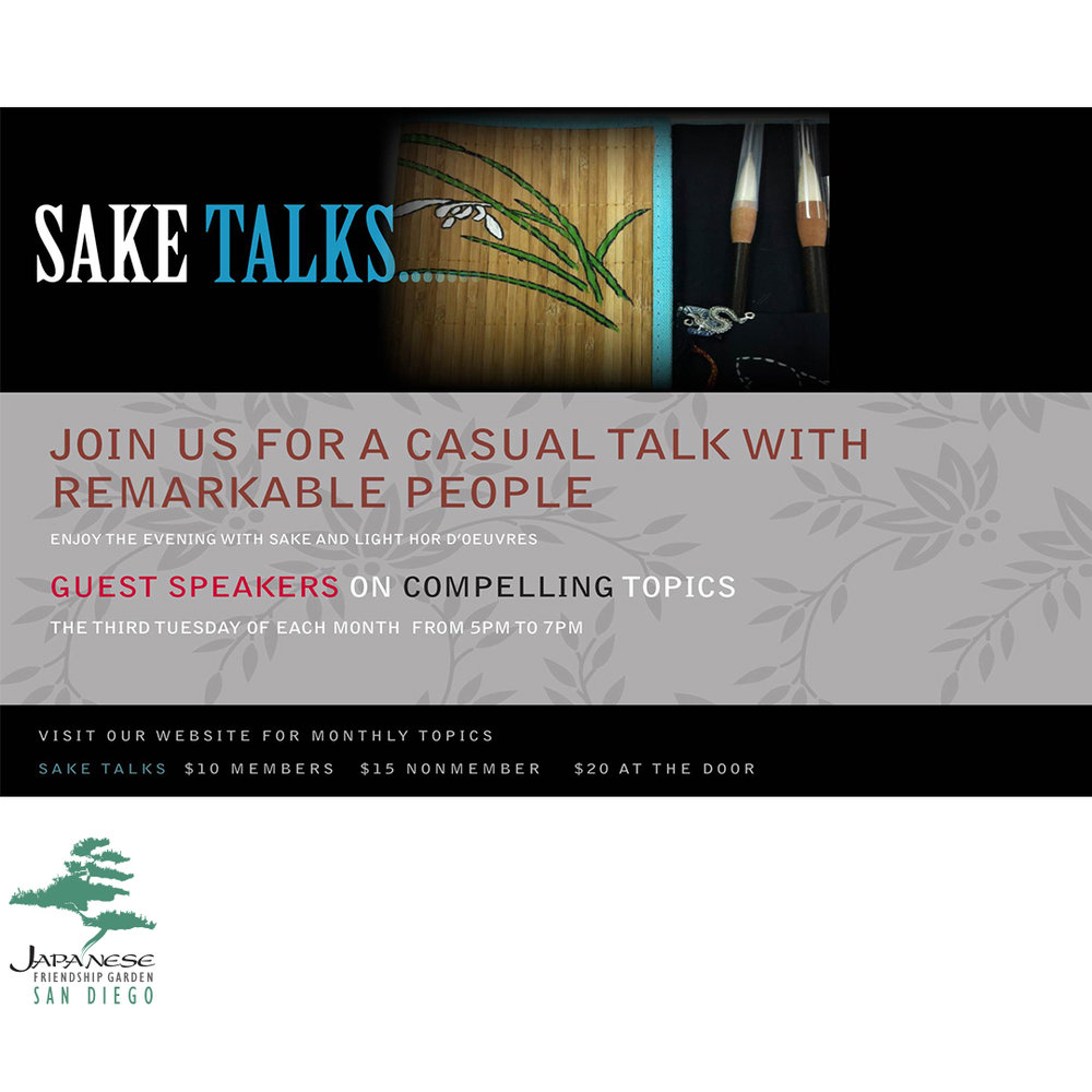 sake talks u2014 japanese friendship garden san diego