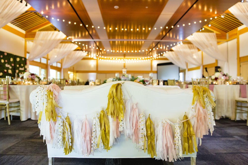 Photo Credit: Tatiana M. Photography Lighting & Drapes by: San Diego Linens