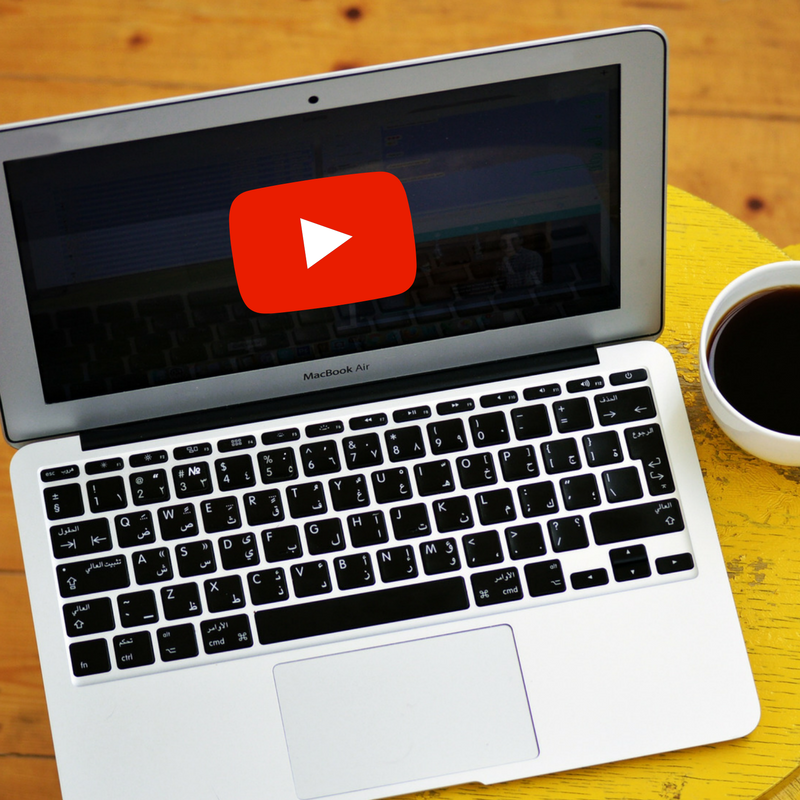YouTube is an amazing platform to further elevate your brand message.