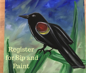 Click here or on the image above to register for the Sip and Paint.