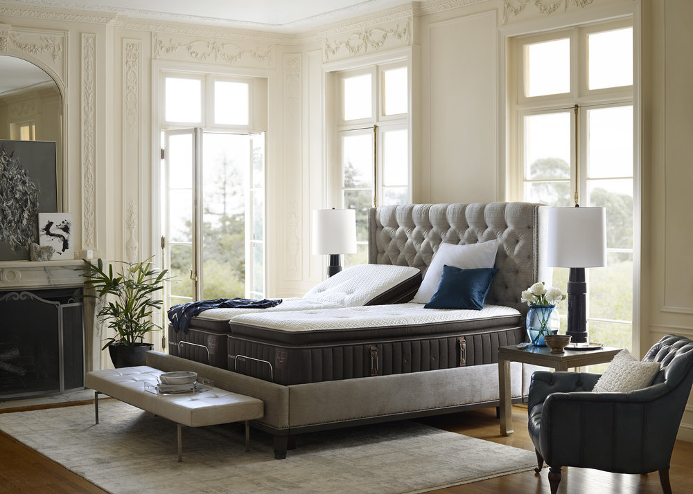 Stearns & Foster - SAVE 10% ON ALL STEARNS & FOSTER MATTRESSES, PLUS GET THE BOX SPRING FOR FREE!