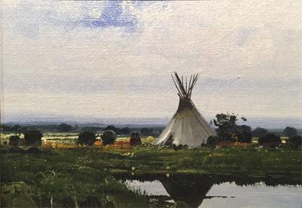 Nicholas Coleman - 5x7 - Salt River Spring.jpg