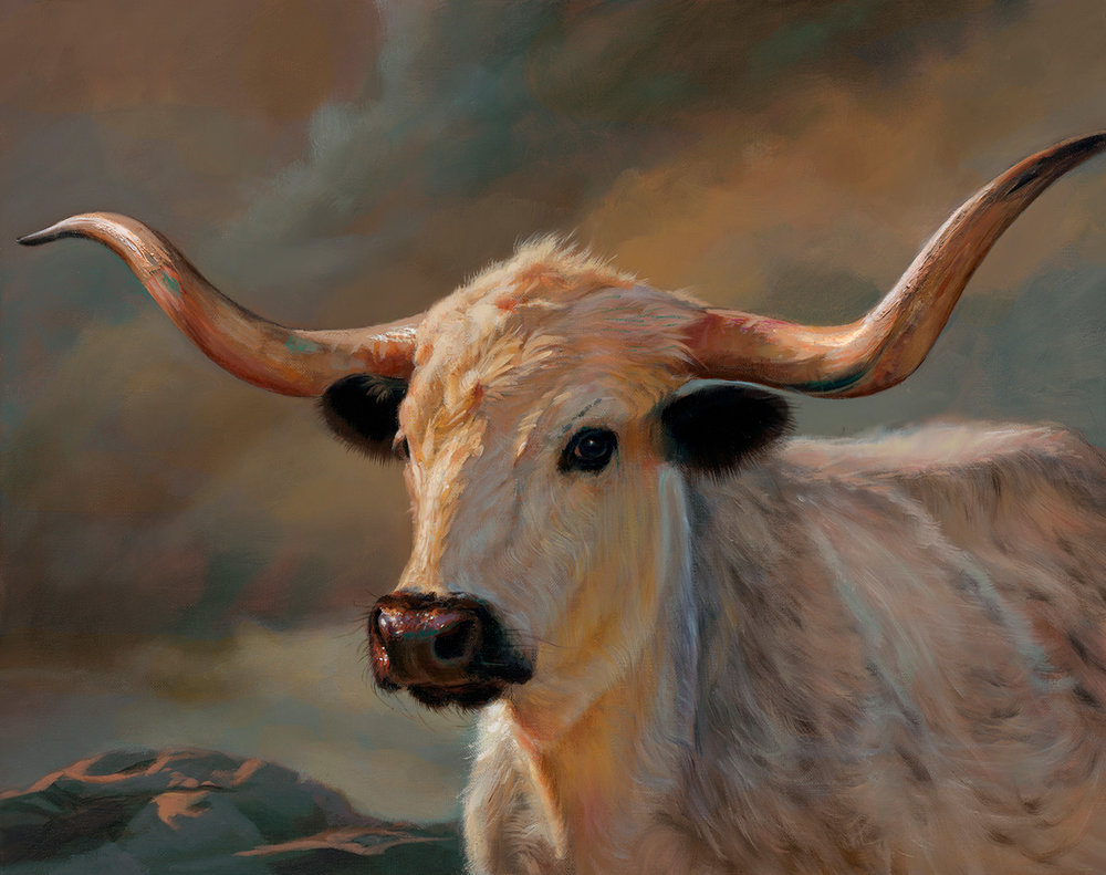 "(SOLD) Teresa Elliott ""Dusty Mesa"" 16""x20"" Oil"