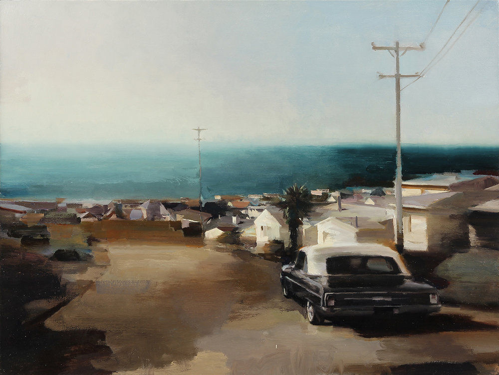 "(SOLD) Kim Cogan ""Pacifica"" 30""x40"" Oil"