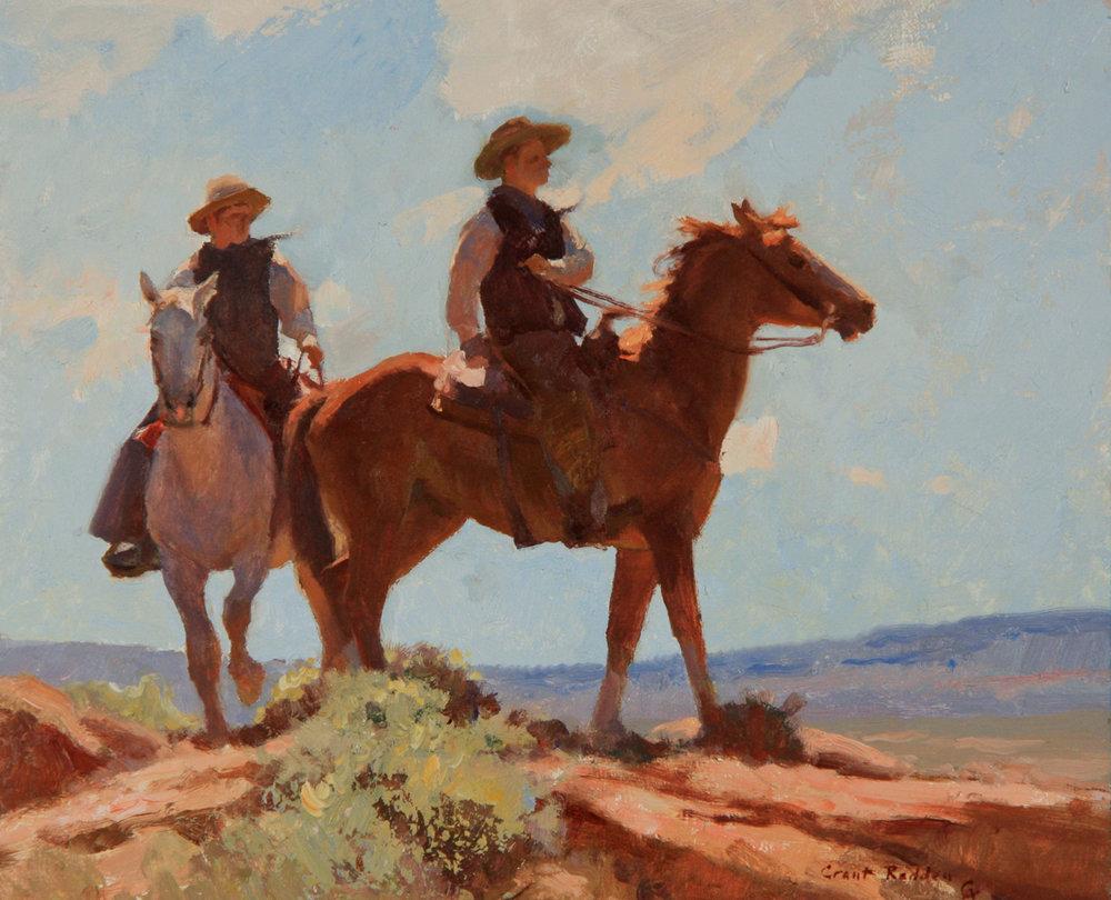"""Grant Redden """"Desert Riders"""""""