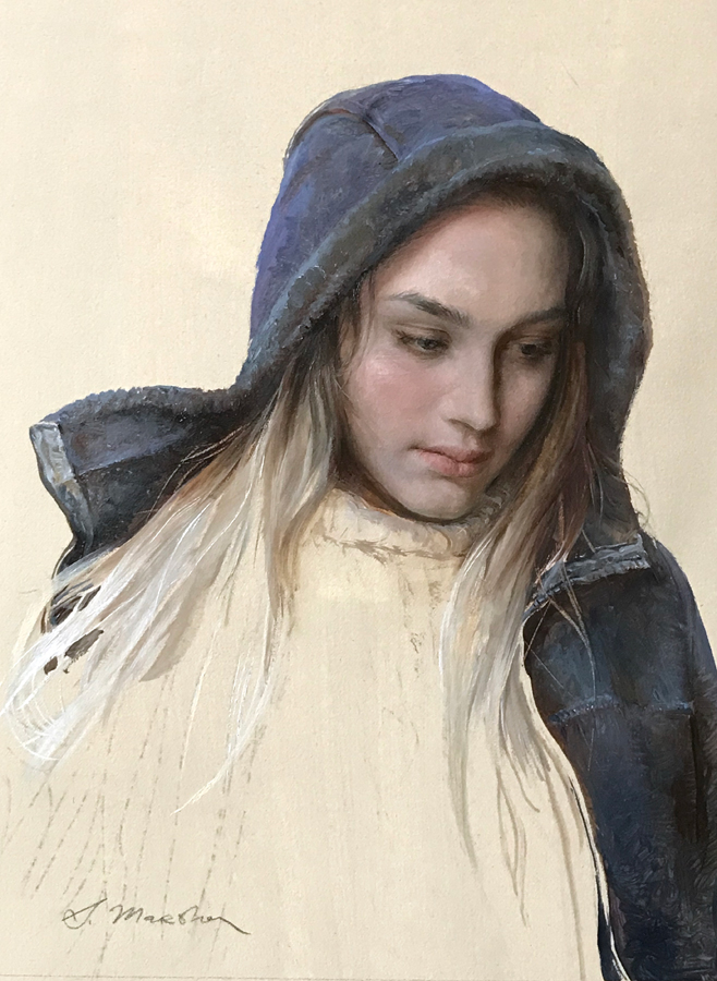 "(SOLD) Serge Marshennikov ""North Wind"""