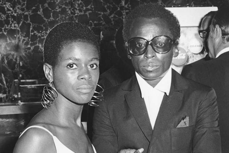 Sissley Tyson & Miles Davis