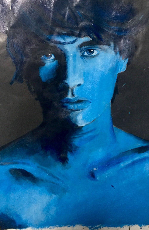 Vogue Homme en Bleu No. 2