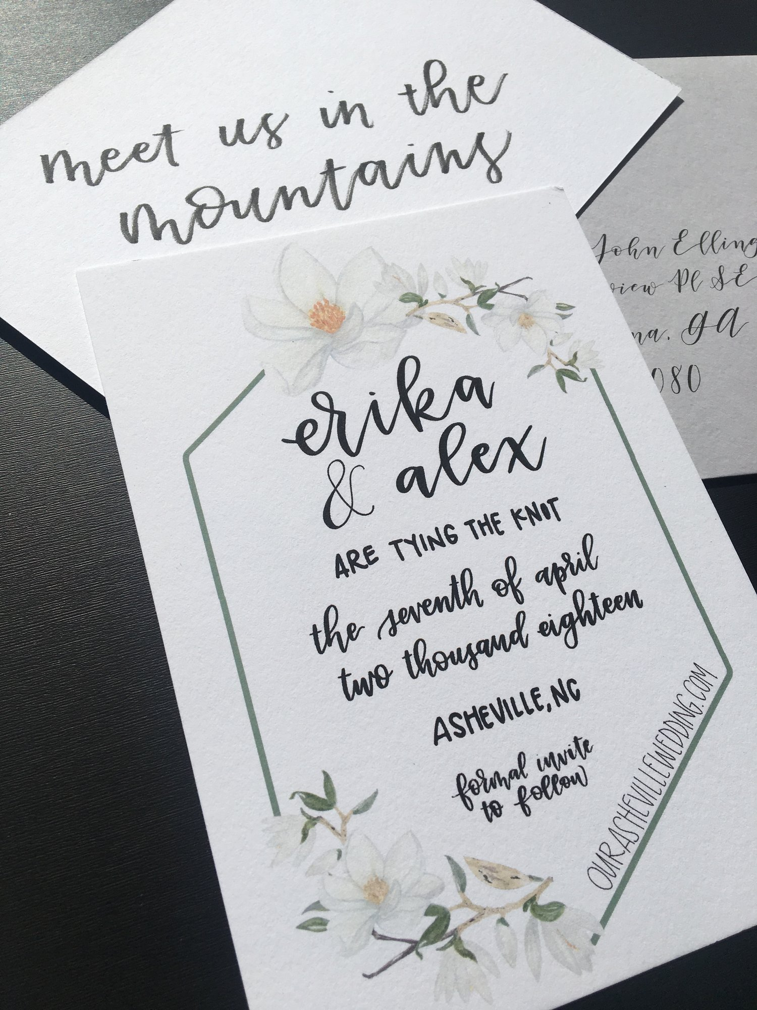 The Ultimate Guide to Wedding Calligraphy — Joy Unscripted