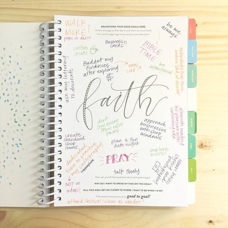 Joy-Unscripted-Asheville-Calligraphy-2017-Goals.JPG
