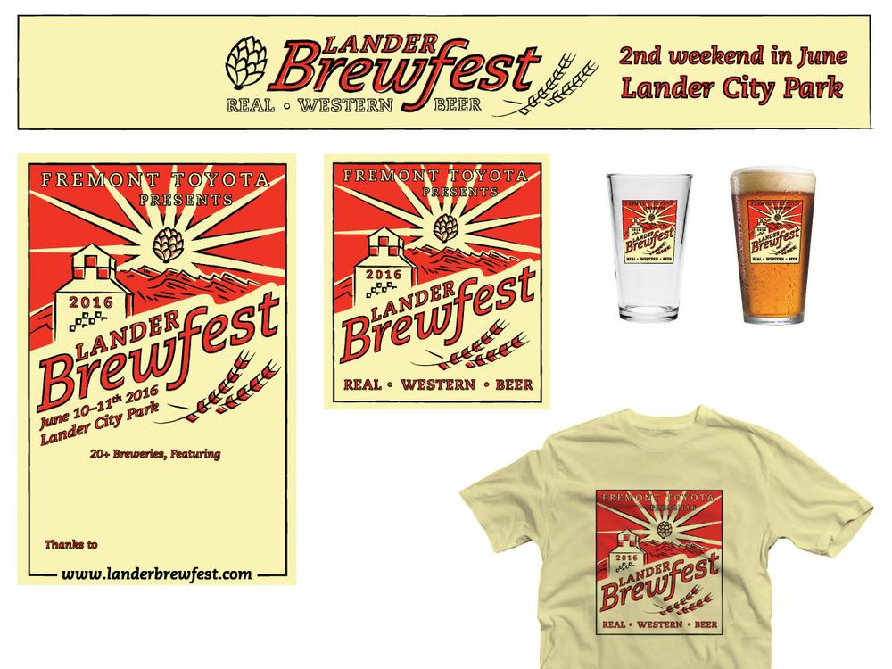 2016 Lander Brewfest