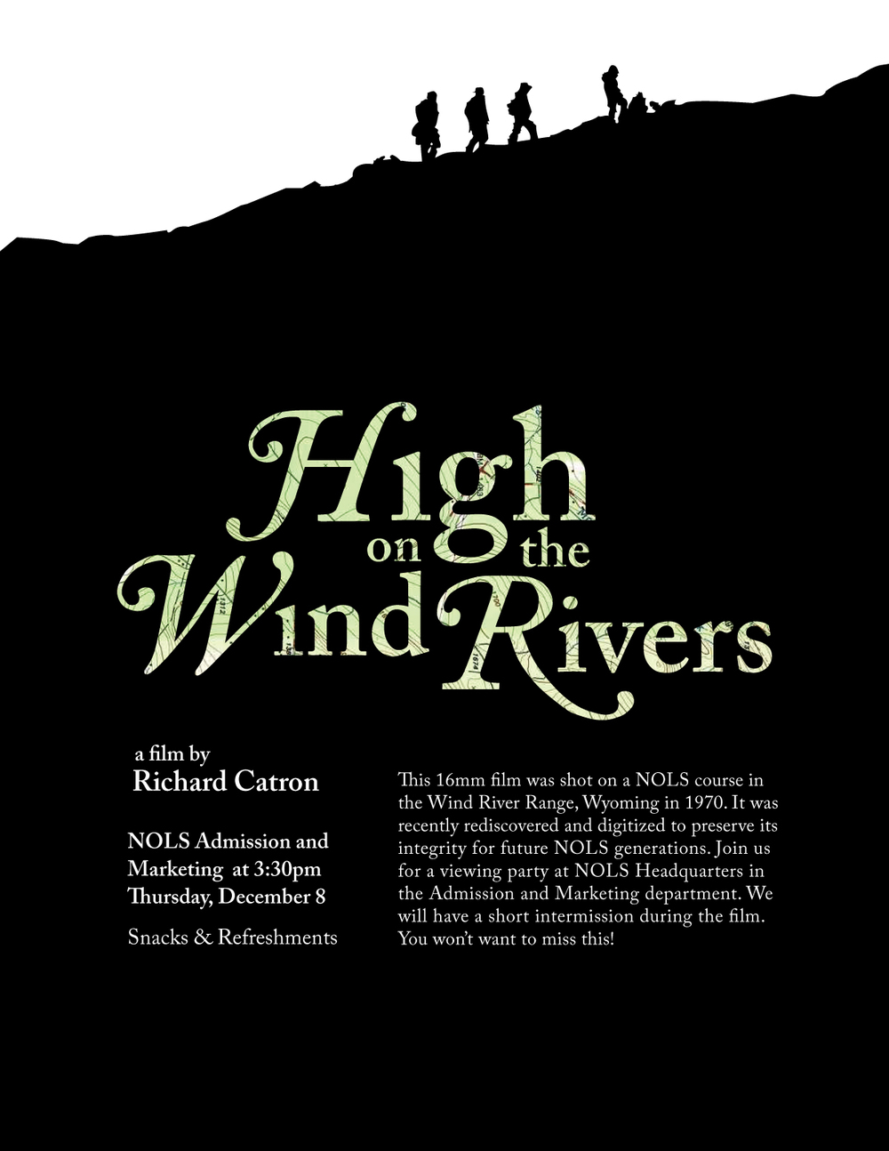 High on the Wind Rivers