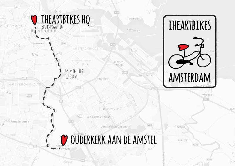 IHEARTBIKES Amsterdam