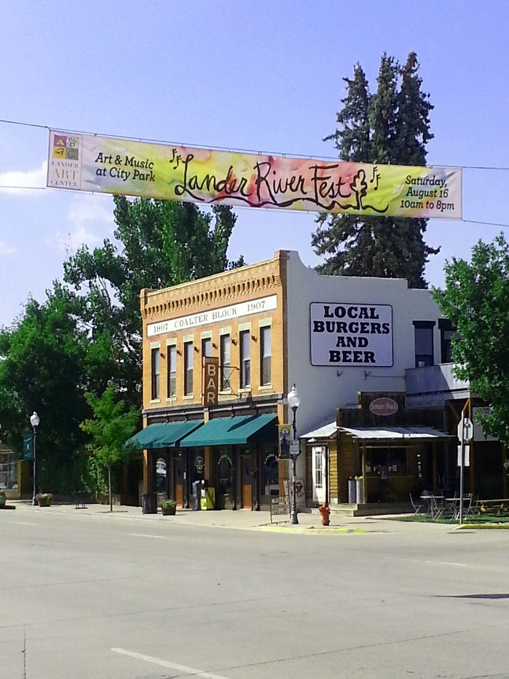 2014 Main Street Banner