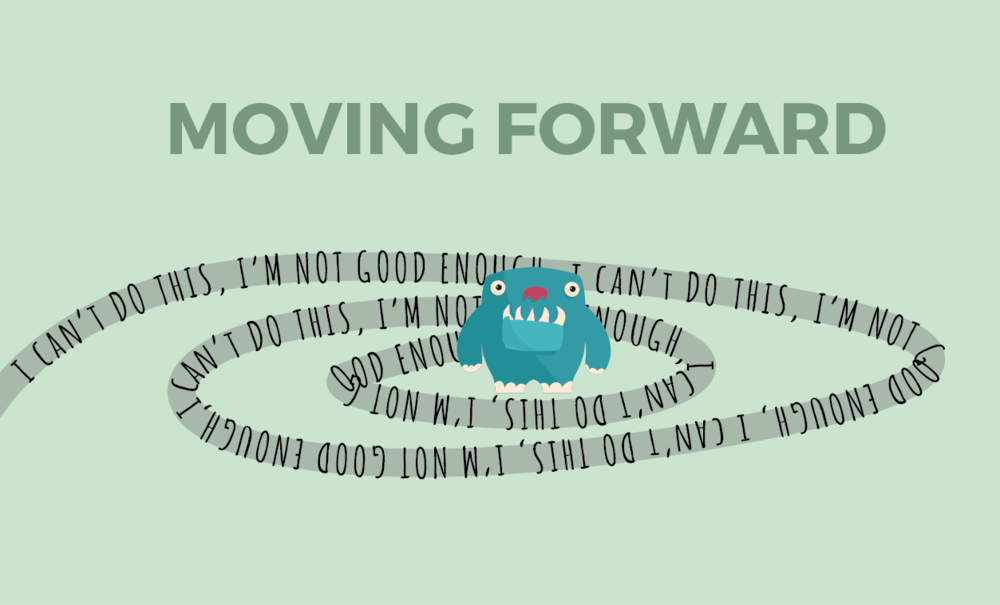 MOVING FORWARD Whether you've got one thought running round and round your head or millions all at once, I will help you make sense of it all and move forward.